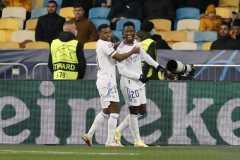 Real Madrid berondong gawang Shakhtar Donetsk lima gol tanpa balas